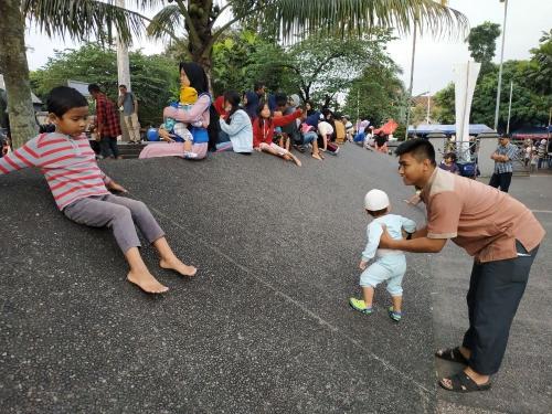 Aktivitas Ngabuburit Seru Bersama Anak