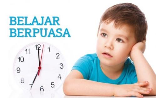 Manfaat Puasa Bagi Anak