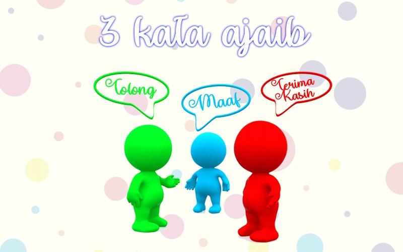 3 Kata Ajaib