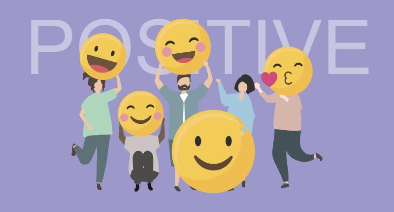 4 Cara Untuk Terbiasa Berpikir Positif