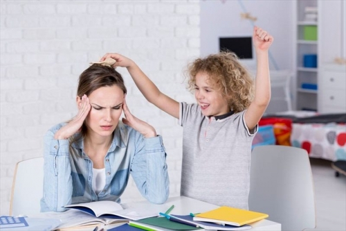 Cara Mendidik Anak Hiperaktif dengan Benar dan Tepat (2)