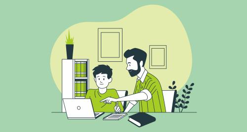 Cara  Orang Tua Mengontrol Screen Time Anak Selama School From Home?