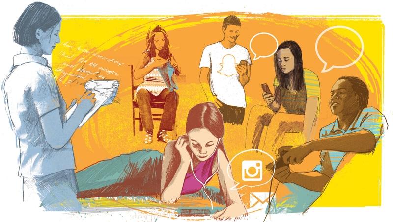 Gen Z, Generasi yang Selalu Terkoneksi dengan Internet