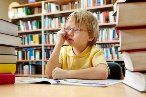 Haruskah Anak Dipaksa Belajar ?