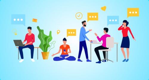 Interpersonal Communication, Caramu Bangun Hubungan Dengan  Orang lain
