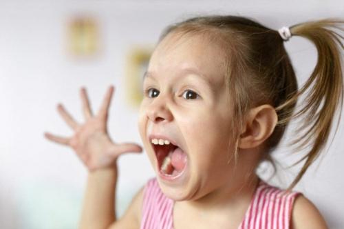Kenapa Anak Sering Berteriak ?
