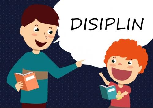 Menerapkan Kedisiplinan pada Anak