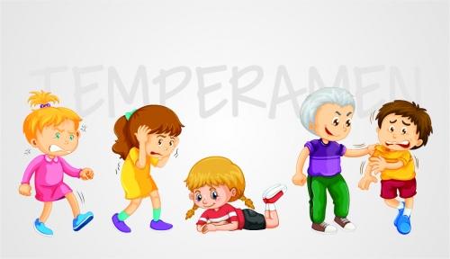 Mengenal Temperamen Pada Anak