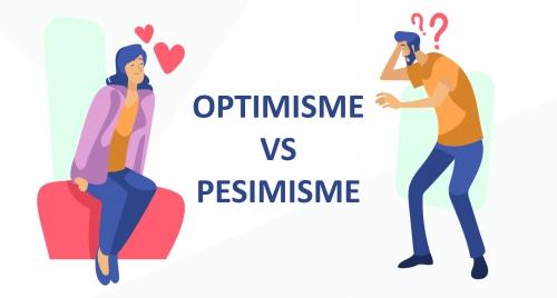 Optimisme vs Pesimisme