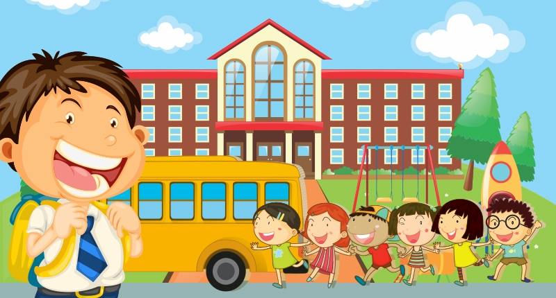 Pentingnya Kematangan Anak untuk Masuk Sekolah Dasar