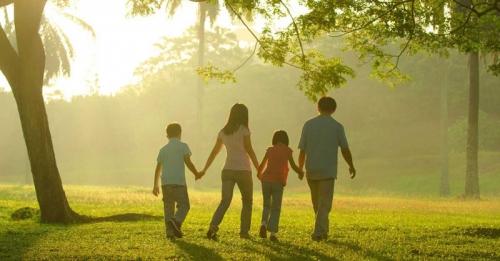 Quality Time Bersama Keluarga