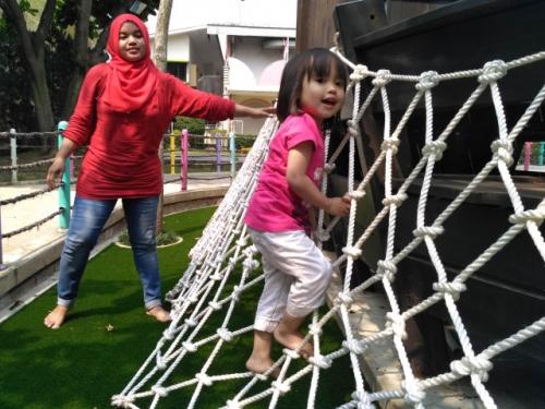 Stimulasi Motorik Kasar Pada Anak 2-3 Tahun