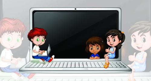 Tahapan Pengenalan Gadget Pada Anak