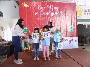 One Day in Candyland