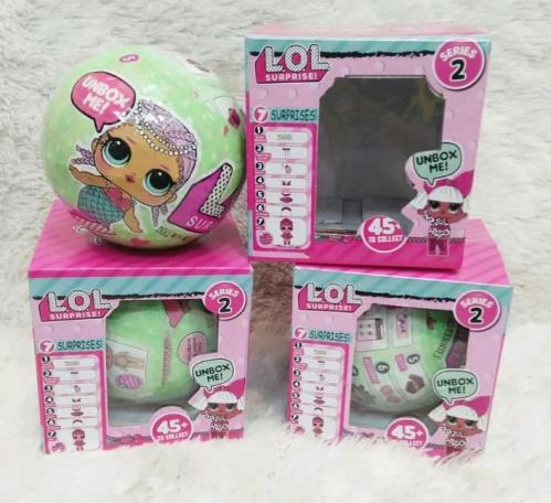 Ball Kado Mainan Anak Putri