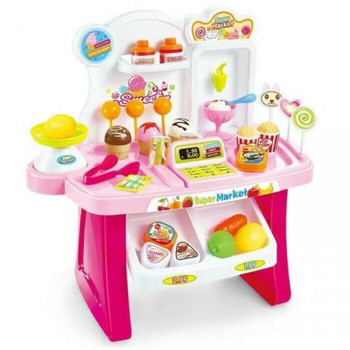 Supermarket Kasir Play
