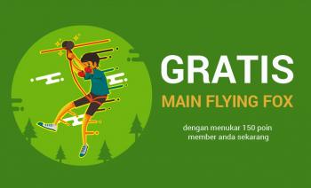 Gratis Main Flying Fox
